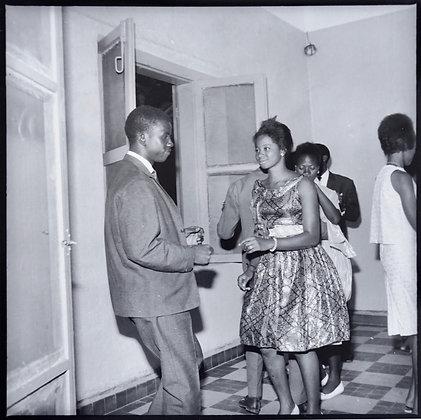 Malick Sidibé - Soirée dansante - 1963
