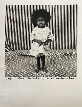 Malick Sidibé - Faux perruque - 1976