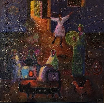 Islam Zian Alabdeen, Lumière /Light (2)