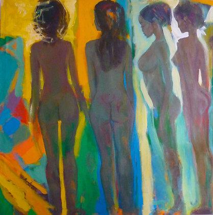 Dereje Demissie / Nude