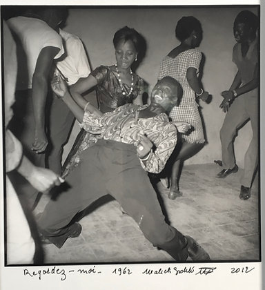 Malick Sidibé - Regardez-moi - 1962