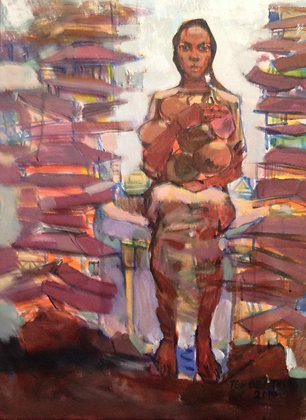Tafari Teshome, Untitled