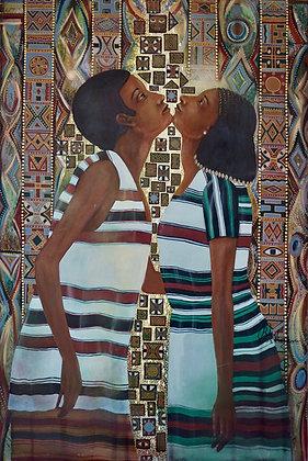 Robel Berhane - Untitled n°26 - 2008