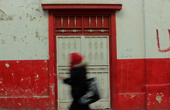 """Nora Zaïr , série """"Regard sur ma ville, Oran"""", n°12"""