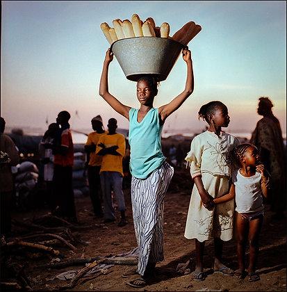 Mehdi Nédellec, Portrait n°4, Mali, 2011