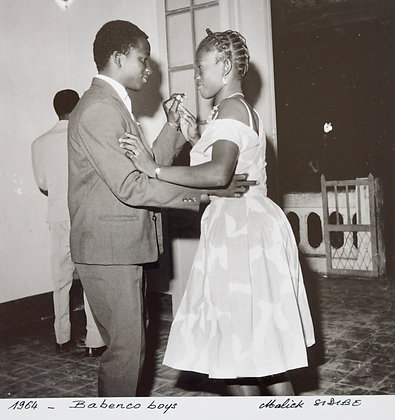 Malick Sidibé - Babenco boys -1964