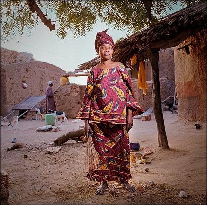 Mehdi Nédellec, Portrait n°6, Mali, 2011