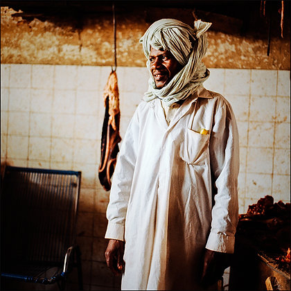 Mehdi Nédellec, Portrait n°2, Mali, 2011