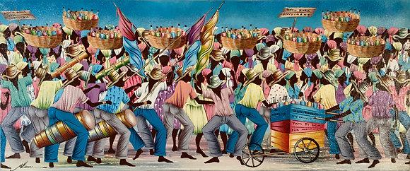 Jean-Claude Blanc - Jou pou Mardi Gras
