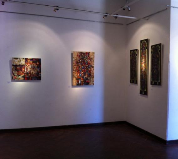 Solo exhibition Robel Berhane_inside Nat