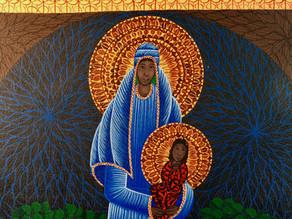 OEUVRE: Erzulie Dantor, la Vierge Noire du vaudou haïtien est-elle née en Afrique ?