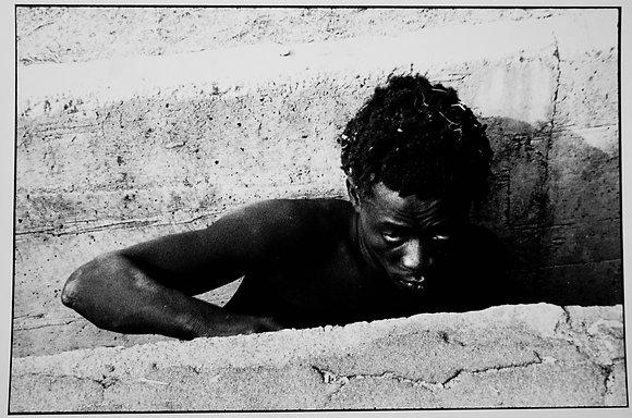 """Dorris Haron Kasco, série """"Les fous d'Abidjan"""", 1993"""