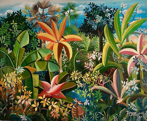 Idrissa Diarra, Forêt tropicale n°1