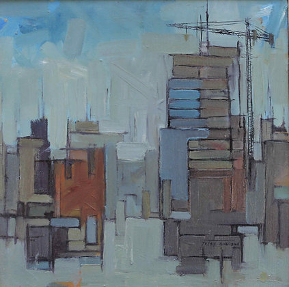 Yosef Lule, Past and Future (3)
