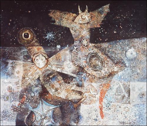 Night Flight of Dread and Delight, 1964
