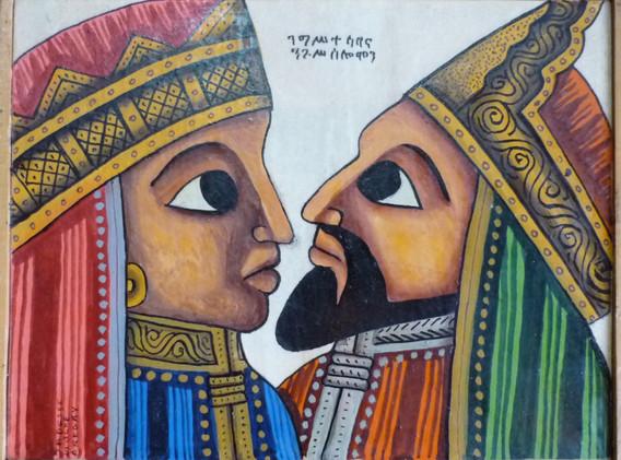 Queen Shabba & King Salomon