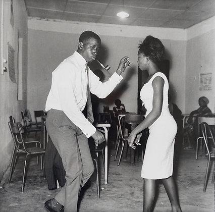 Malick Sidibé - Soirée dansante - 1962