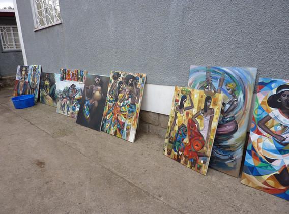 Atelier de Elias Areda, AA, 2008