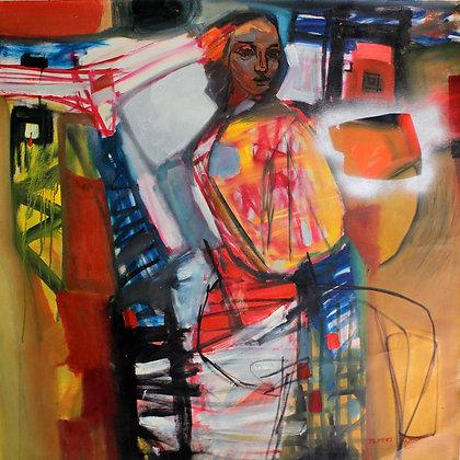 Tafari Teshome, Mother of Addis