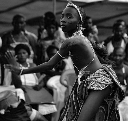 Denis Rion - sans titre n°23 (série Festival des Divinités Noires)- Togo, 2011