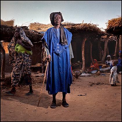 Mehdi Nédellec, Portrait n°15, Mali, 2011