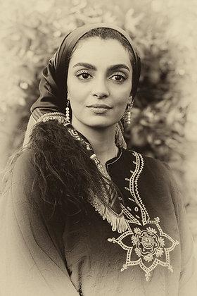 Nora Zaïr , Portrait de Mariam Mimi Amiar, 2020