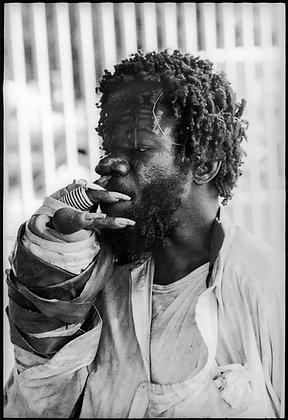"Dorris Haron Kasco, série ""Les fous d'Abidjan"", n°08,  1993"