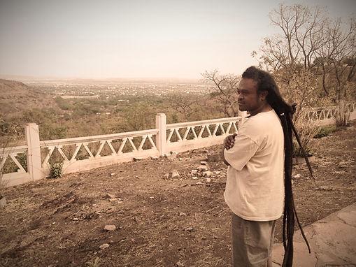 Tafari Teshome à Koulouba