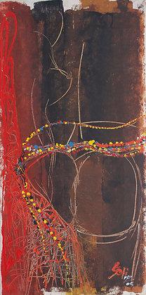 Seni Mbaye - Femmes Amazones - 2005