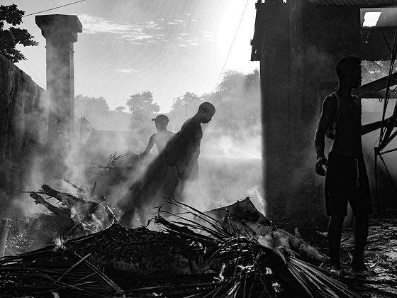 Denis Rion - Abattoirs de Diego Suarez -Madagascar, 2018