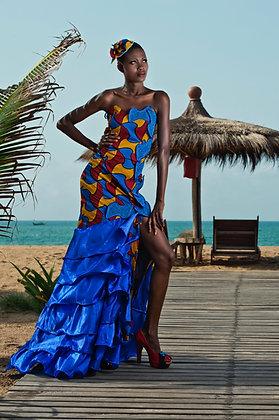 Frédéric de la Chapelle - série Togo- N°13