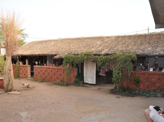 Atelier-studio de Thierno Diallo, Lafiab