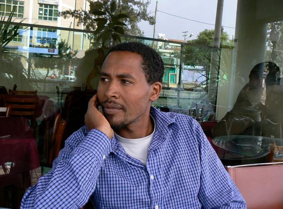Elias Areda, Addis Abeba, 2008