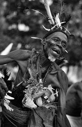 Denis Rion - sans titre n°33 (série Festival des Divinités Noires)- Togo, 2011