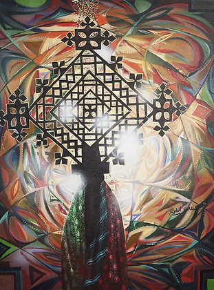 Robel Berhane - The Cross ( n°39) - 2009