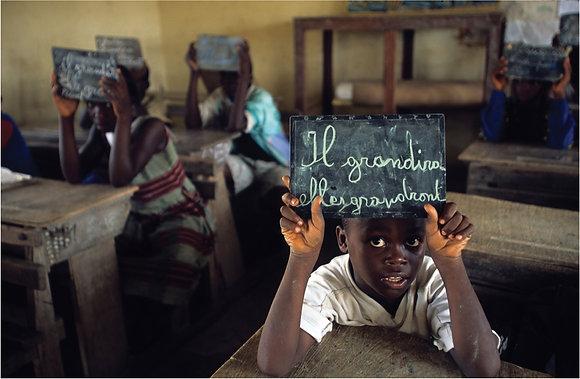 Ecole de Grand-Bassam, Côte d'Ivoire, 2005