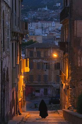 """Nora Zaïr , série """"Regard sur ma ville, Oran"""", n°1"""