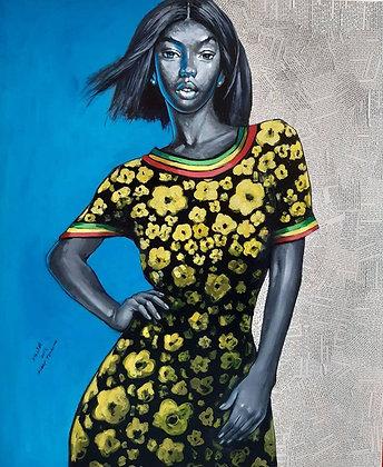 Sisay Teshome - Flower girl - 2020