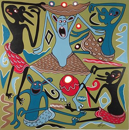George Lilanga - Nawaomda mnutie humzigo - 1999