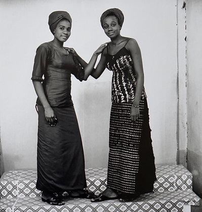 Malick Sidibé - A nous deux dans le studio -1968
