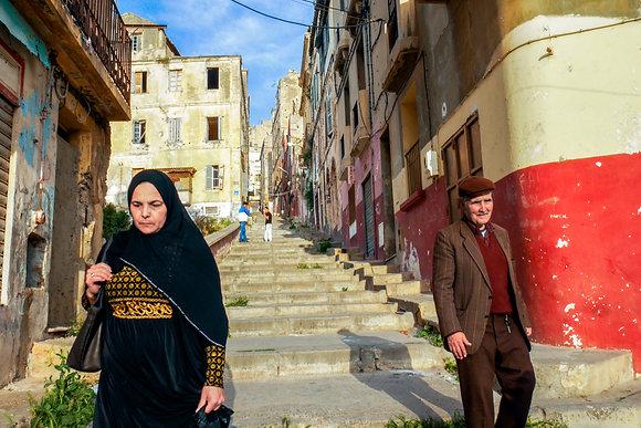 """Nora Zaïr , série """"Regard sur ma ville, Oran"""", n°11"""