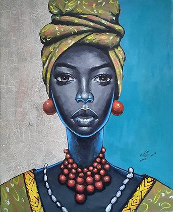 Sisay Teshome - Black beauty series - 2020