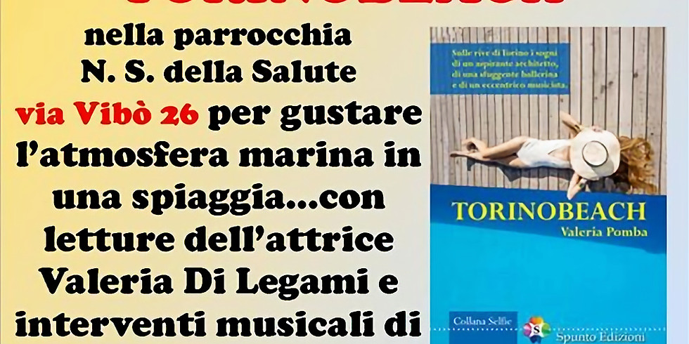 LA SPIAGGIA A TORINO. TORINOBEACH