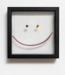 """Florian Huber. """"Smiling Face"""""""