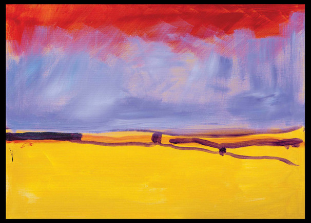 Ulrik Hoff, Untitled, LM015, 2020