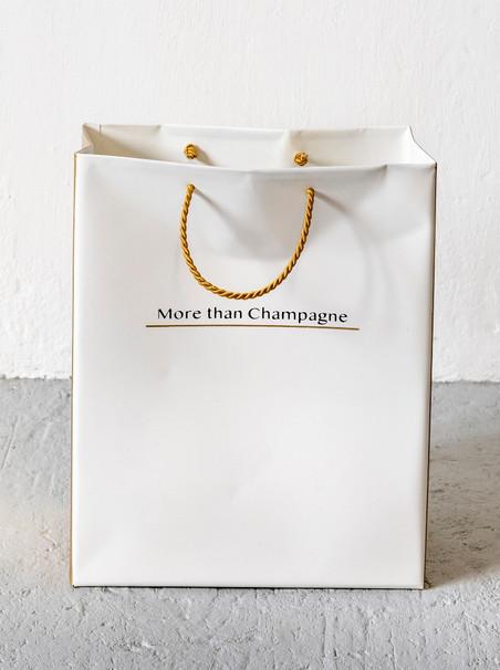 "Heiko Zahlmann & Florian Huber. ""More than champagne"""
