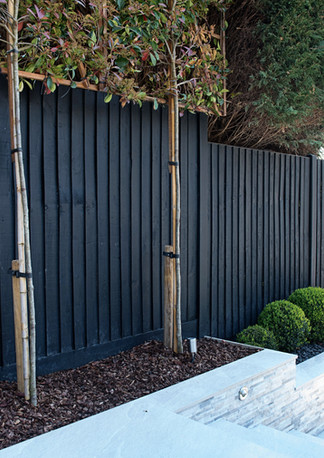 Fencing with Screening