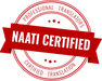 Lingolet translation is NAATI certified.