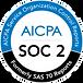 AICPA SOC 2 compliance.