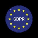Conforme à la règlementation GDPR.